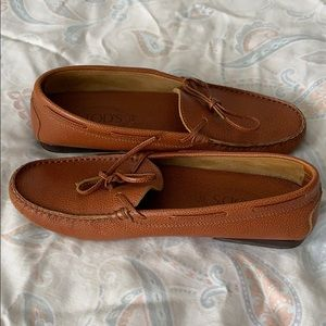 Women's size 10 tod's driving loafers